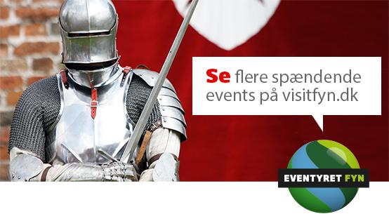 Se flere spændende  events på www.visitfyn.dk/search/whatson