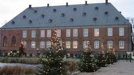Jul på Valdemars Slot