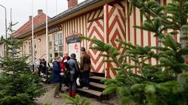 Julemarkedet i pakhuset i Svendborg