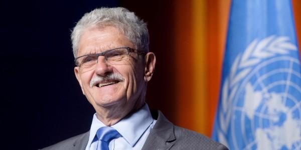 Mogens Lykketoft og FN's 17 verdensmål