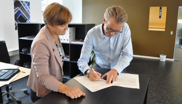 FAB indgår samarbejdsaftale med MiljøForum Fyn